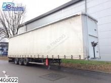 Metaco Tautliner mega Disc brakes, Rear portal L + R can be open semi-trailer