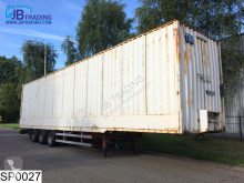 Coder gesloten bak Jumbo, Mega, Volume trailer, Disc brakes semi-trailer