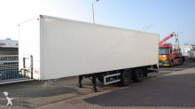 naczepa nc CLOSED BOX TRAILER