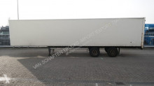 Groenewegen CLOSED BOX TRAILER semi-trailer