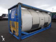 semirremolque Van Hool 25.000L/2-comp., U.N. Portable, T11, L4BN