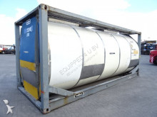 semi reboque Van Hool 25.000L TC, 2 comp. (7.500L+17.500L), UN Portable T11