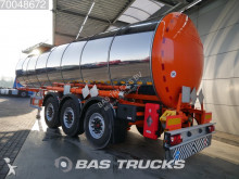new chemical tanker semi-trailer