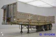Robuste Kaiser 27 cub in Alu semi-trailer