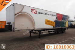 semi remorque Talson Box trailer