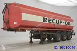 Atcomex Tank 33000 liter semi-trailer