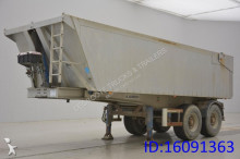 Robuste Kaiser 25 Cub in Alu semi-trailer