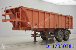 semirremolque General Trailers 25 CUB IN ALU