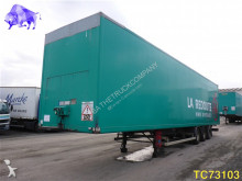 trailer Samro Closed Box