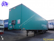 semirremolque General Trailers Closed Box