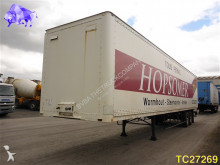 Trailor Closed Box semi-trailer