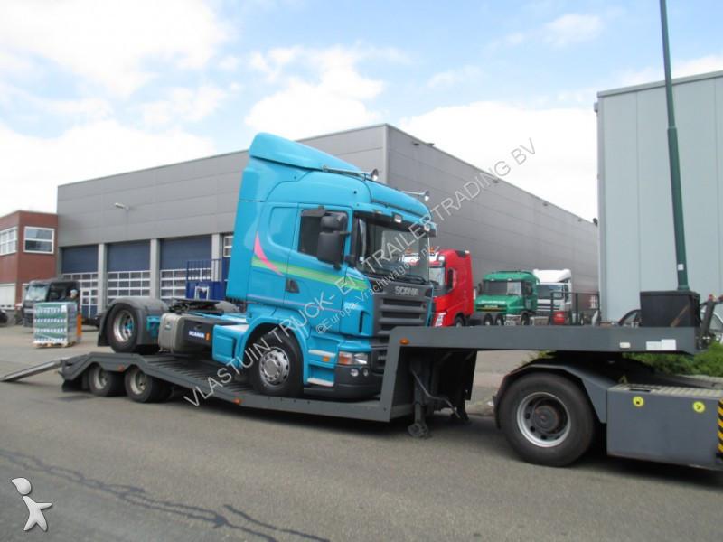 Semi remorque gs meppel porte voitures truckloader - Semi remorque porte voiture occasion ...