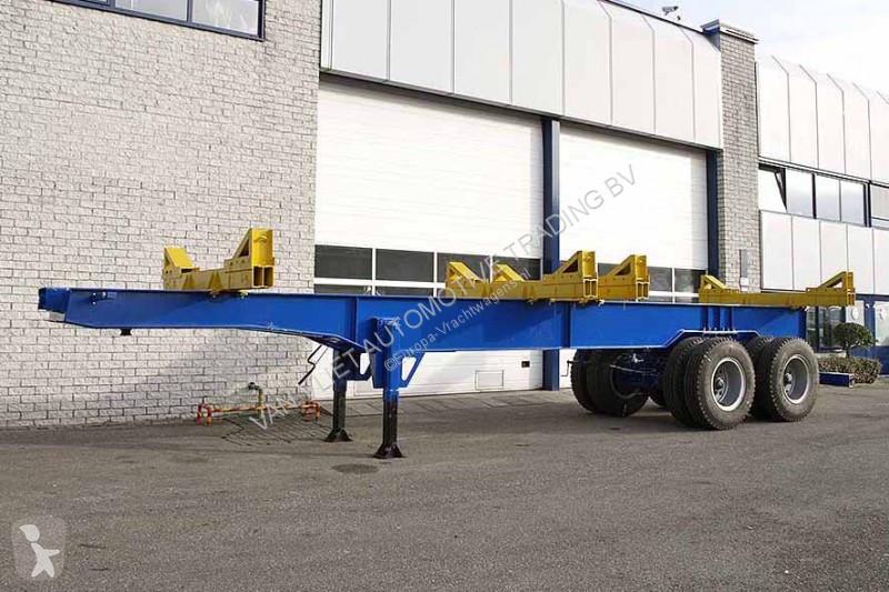Legras 11M000 LOGGING TRAILER (4 units) semi-trailer