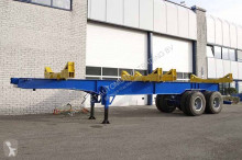 Legras 11M000 LOGGING TRAILER (4 units) semi-trailer