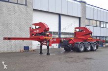 Invepe SLD 36R CONTAINER SIDE LOADER Auflieger