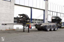 Invepe SLD 36R CONTAINER SIDE LOADER TRAILER(3 units) semi-trailer