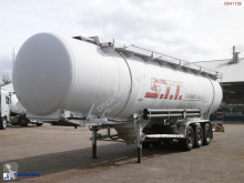 semi remorque Spitzer Powder /Fuel tank 27m3 Powder + 30m3 Fuel