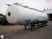 semi remorque Magyar Chemical tank inox 48 m3 / 3 comp.