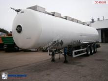 semirimorchio Magyar Chemical tank inox 48 m3 / 3 comp.