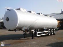 Magyar Chemical tank inox 48 m3 / 3 comp. semi-trailer
