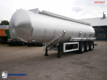 Maisonneuve Fuel tank inox 39.5 m3 / 7 comp. Auflieger