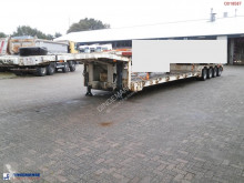 Goldhofer 4-axle Lowbed trailer 64000KG 3 steering axles