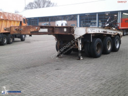 Trayl-ona dolly trailer / 62000 kg