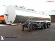 ETA Chemical tank inox 31.5 m3 / 1 comp. semi-trailer