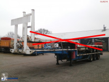 transport utilaje Trailor semi-lowbed trailer