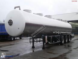 naczepa Magyar Chemical tank inox 32.5 m3 / 1 comp
