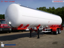 semirremolque nc Gas tank steel 57 m3 NEW
