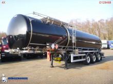 semirimorchio nc Bitumen tank inox 33.4 m3 + heating / ADR/GGVS