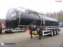semi remorque nc Bitumen tank inox 33.4 m3 + heating / ADR/GGVS