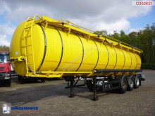 Kässbohrer Food tank inox 30.5 m3 / 4 comp. semi-trailer