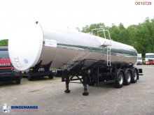 n/a Food tank inox 30 m3 / 1 comp semi-trailer
