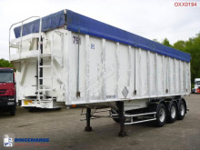 semiremorca General Trailers Tipper trailer alu 48 m3 + tarpaulin