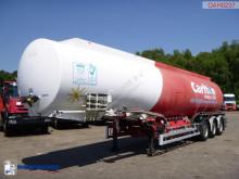 trailer Magyar Fuel tank alu 43.1 m3 / 6 comp