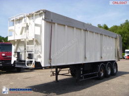 Benalu Tipper trailer alu 49 m3 doors semi-trailer