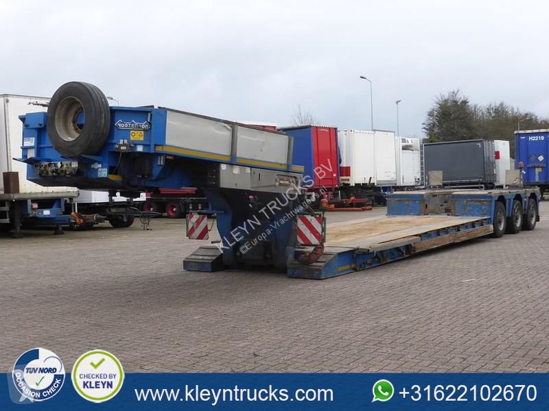 Semi remorque Nooteboom EURO PENDEL X AXLE gvw 94 ton