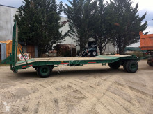 trailer Goldhofer TUE 2-16/80