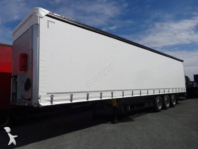 Semirremolque Schmitz Cargobull Rideaux coulissants 3 essieux + HE
