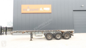 trailer Netam ADR (EXII, EXIII, FL, OX, AT), 20/30FT, ADR, drumbrakes