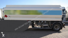 semi reboque Burg FUEL TANK TRAILER