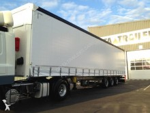Schmitz Cargobull PLSC SCHMITZ VARIOS rehaussable au chargement et au roulage jusqu'a 3050 mm - Dispo sur parc - LOA possible semi-trailer