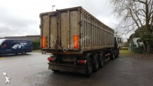 Stas scrap dumper semi-trailer