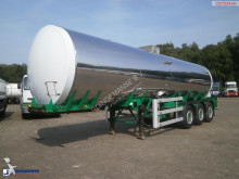 semi remorque nc Food tank inox 30 m3 / 1 comp