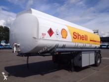 Burg Fueltanker 26.000 litre semi-trailer