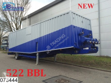 Zwalve Frack trailer NEW Frac tank 83m3, EEC, 522 BBL, 10 UNITS semi-trailer