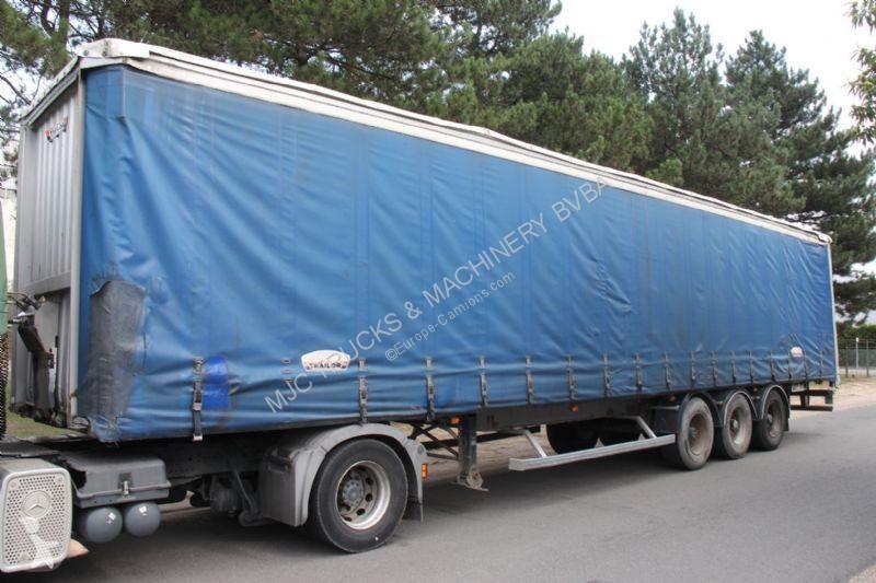 Voir les photos Semi remorque Trailor - 13m60 - ABS - Suspension Air - Bonne etat