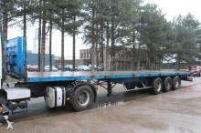 Trailor ROR - 13m60 - Drumbrakes - air suspension - good condition semi-trailer